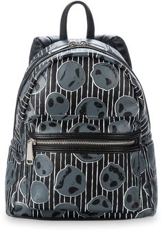 315e9936874f Disney Jack Skellington Mini Backpack by Loungefly Mini Backpack
