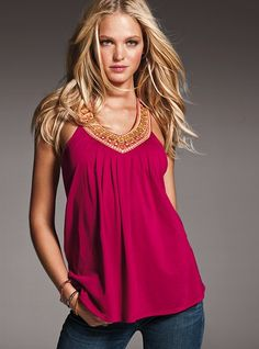 Embellished Bra Top #VictoriasSecret http://www.victoriassecret.com/clothing/view-all-tops/embellished-bra-top?ProductID=48504=OLS?cm_mmc=pinterest-_-product-_-x-_-x