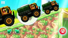 Racing Games For Kids - Monster Truck Racing with DOG - Cars For Kids Racing Games For Kids, Video Games For Kids, Monster Truck Racing, Monster Trucks, Dog Car, Childcare, Race Cars, Toys, Drag Race Cars
