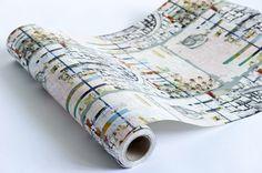 Southampton Fusion luxury wallpaper, coated non-woven, x roll £luxury Interior Wallpaper, Luxury Wallpaper, Southampton England, Rachel Reynolds, Light Shades, Textile Design, Bespoke, Screen Printing, Textiles