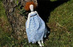 Pimenta Rosa é uma página dedicada à mostra de bonecas de tecido em que cada uma é única e exclusivamente feita à mão