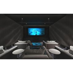 Art Deco Home Home Theaters And Real Estate Tips On Pinterest