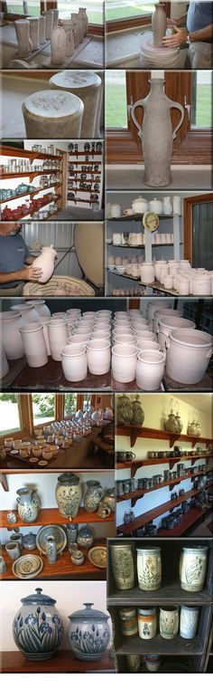 Handmade Pottery by Keith Rice Beardstown, IL Springfield, IL Area