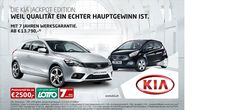 KIA Jackpot Edition - Click on the Image to Find Out More.