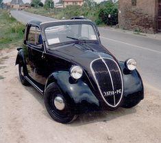 Fiat Topolino A - 1938