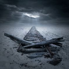 Dead End, by Alshain4