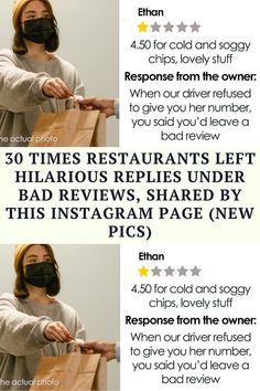 For your local takeaway, one bad review can break them in the competitive eatery game. And with so many people