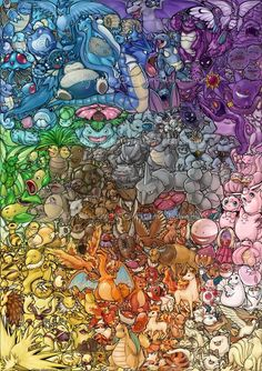 151 Pokemon A3-A0 Poster