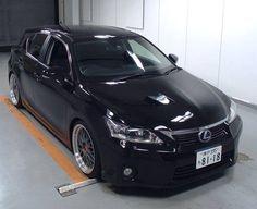 2011 LEXUS CT, Car ID = SAF- 1822 Toyota Sedan 2011 TOYOTA LEXUS CT CJapanese Used Car Exporter | SAFFRAN INTERNATIONAL