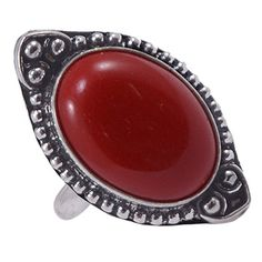 Silvestoo India Red Coral Gemstone Ring Sz 8.25 PG-115356... https://www.amazon.fr/dp/B072ZWRQSK/ref=cm_sw_r_pi_dp_x_MKptzbCE1H81E