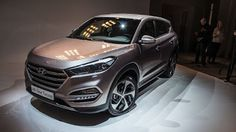 BMW SÀI GÒN: Cận cảnh Hyundai Tucson new model 2016
