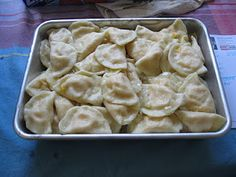 My grandma's perogy recipe Time savings techniques and new variations added by me Zucchini Dinner Recipes, Recipe Using Zucchini, How To Cook Zucchini, Cooking Zucchini, Healthy Zucchini, Recipes Dinner, Veggetti Recipes, Spiralizer Recipes, Zucchini Spiralizer