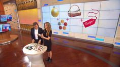 Sneak Peek: How to Make a DIY Salt Ornament: Genevieve Gorder, host of HGTV's White House Special, shows Dr. Oz how to make ornaments filled with spices and salts for the person who already has everything.