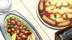 Trickster - 02 #AnimeFood