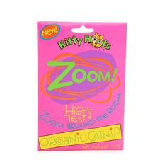 Fat Cat Zoom Around the Room, Organic Catnip 0.5 oz Pack of 1 ** For more information, visit now : A - N - I - M - A - L - S ~~ PINS FRIENDS