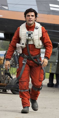 Really loved Poe. Hope we get to see more of him in Episode VIII!