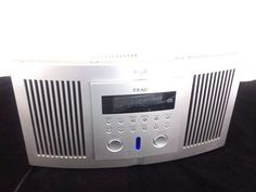 Teac SR-L35 - CD player RADIO tested works great
