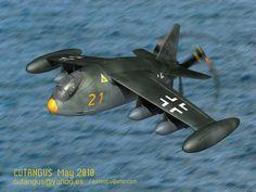 Naval Assault Plane (Atompunk)