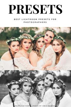 Check out these amazing Lightroom Presets for Photographers. You'll fall in love. Photo by Amie Reinholz http://www.colorvaleactions.com/product-category/actions-presets/lightroom-presets/