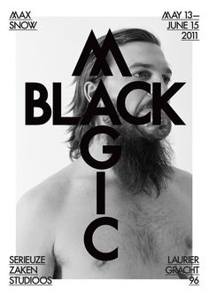 max snow black magic  02 poster by ok200