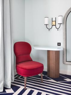 Tour a Charming Parisian Hotel That Just Got an Amazing Makeover - Photo 9 of 18 -