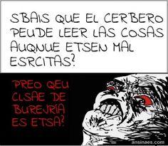 Memes Chistosos - ¿Sabias que el cerebro ansinaes.com