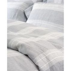 Sisco Duvet Cover by Libeco Home Belgian linen