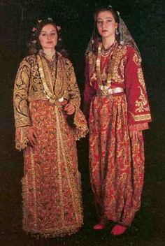 turkish cloths