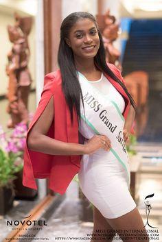 La 3.ª edición de Miss Grand Internacional, correspondiente al año 2015, se realizará el 25 de octubre en el Estadio Cubierto Huamark de la ciudad de Bangkok, Tailandia; siendo la tercera ocasión que tal ciudad y recinto acogen el evento. Candidatas de 89 países y territorios autónomos competirán por el título. Al final del evento, Daryanne Lees, Miss Grand Internacional 2014, de Cuba, coronará a su sucesora.