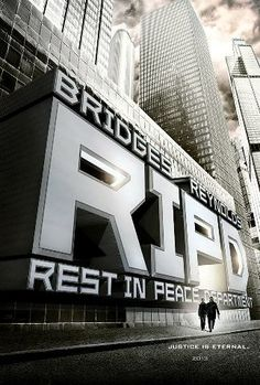 RIPD movie poster 2013