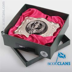Murray Clan Crest Ki