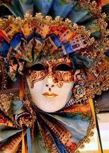 carnival masks - Bing Images