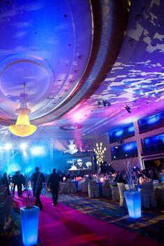gala event scenography