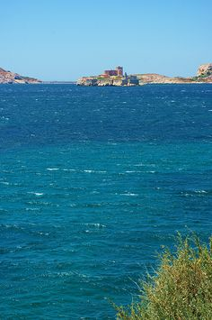 le chateau d'If - Marseille, France