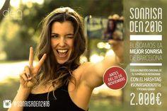 """Clínicas DEN retoma el Premio #SonrisaDEN que situó a la modelo y actriz Laura Sánchez como """"Mejor Sonrisa del año"""""""