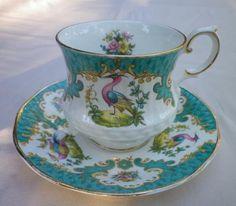 vintage fine bone china - Google Search