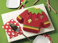 Deck the Halls with Edible Ugly Sweaters
