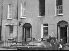 Old Pictures, Old Photos, Irish Eyes, Dublin Ireland, Belfast, Britain, Street View, Dancing