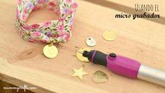 Cómo usar el micro grabador para grabar en metal y otros materiales