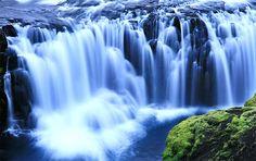 Skógá Waterfall, Iceland