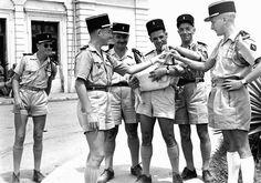 French; Foreign Legion, c.1945(?)