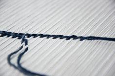 Weaving Techniques || Twining Weave