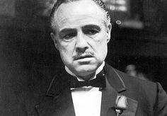 'The Godfather' Marlon Brando
