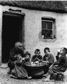 Ireland has always been seen as a low class country throughout history, and in the early century Ireland was just coming out of the potato famine, which technically ended in but there's no…More Old Pictures, Old Photos, Vintage Photos, Vintage Signs, Irish Famine, Irish People, Irish Eyes Are Smiling, Vintage Photography, White Photography