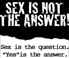What is sex, really ?