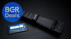 Smart Guitar Price Drops In Amazon Sale, Compatible With iPhone | BGR