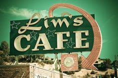 Lim's Cafe Redding Ca.