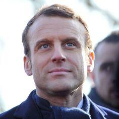 Emmanuel Macron pose déjà là pour le portrait officiel ! Le Melon est déjà là....