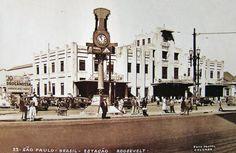 estação Roosevelt - Atual Braz