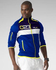 RLX Ralph Lauren Full-Zip Stretch Fleece Mockneck Jacket | Bloomingdale's